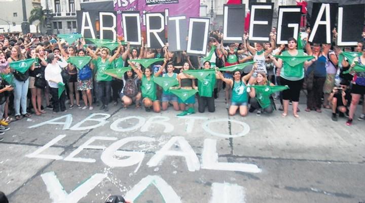 El 6 de marzo se presentará el proyecto para el aborto legal