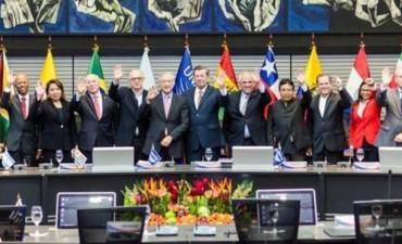Fuerte respaldo de la Unasur a Venezuela ante a la declaración de Estados Unidos