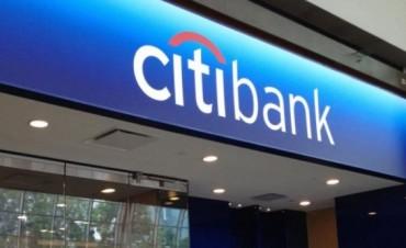 El Citibank anunció que pagará a los bonistas el 31 de marzo