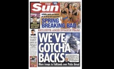 Londres reforzará las Islas Malvinas por temor a una invasión argentina con apoyo ruso, asegura la prensa británica