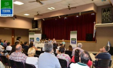 El Municipio brinda otra herramienta de financiamiento para la producción a través del CFI