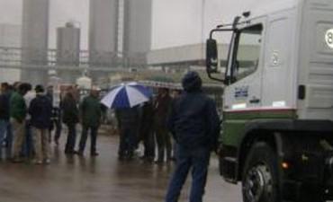Federación Agraria convocó a la protesta de tamberos del lunes