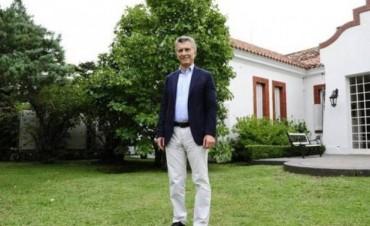 Macri hizo un balance de sus primeros 100 días en el gobierno.