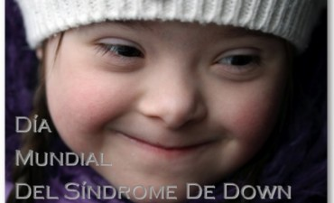 21 de marzo: celebran en el mundo el día del Síndrome de Down