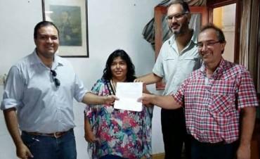 Asunción de autoridades en el Hospital de Federal: Definirán ejes de gestión con directores de hospitales de salud mental