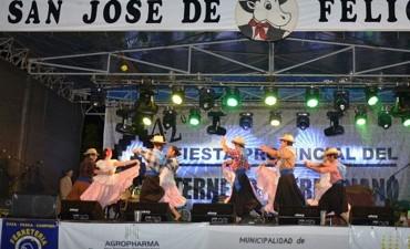 Comienza la Fiesta del Ternero Entrerriano en Feliciano