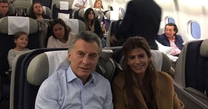 Macri voló con narcos que traficaban 64 mil dosis de éxtasis