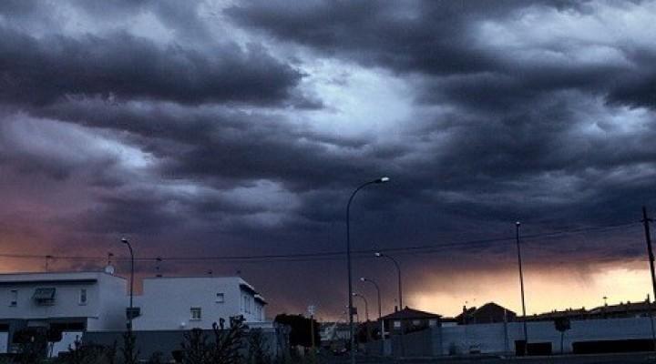 Pronostican lluvias y  tormentas intensas para Entre Ríos