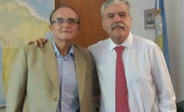 La Paz: De Vido se comprometió en agilizar los trabajos de ruta Nº 6