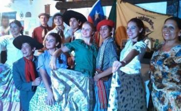 Delegaciones de bailarines y músicos participaron de la 90 Semana Criolla del Padro del Uruguay