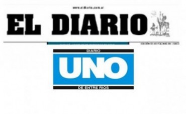 """El Diario acusa a Diario Uno """"de impedir su libre distribución"""""""