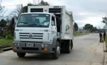 El Municipio garantiza la recolección de residuos en la ciudad