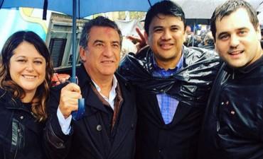 Qué políticos entrerrianos 'bancaron' a CFK en Comodoro Py
