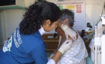 PAMI comenzó la campaña de vacunación antigripal y duplicó la cantidad de dosis