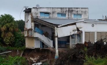 Santa Elena: Una ciudad en riesgos por la erosión de las barrancas