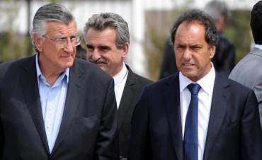 Gioja y Scioli serán las nuevas autoridades del Partido Justicialista