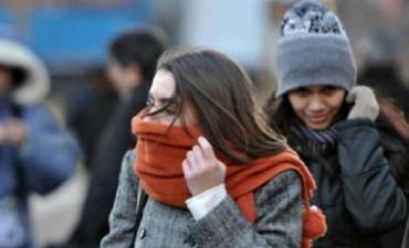 Se espera un día con mucho frío