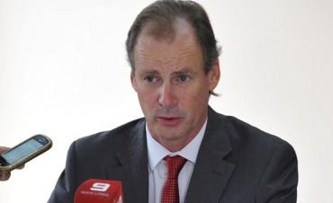 Bordet anunció obras hidráulicas y ayuda económica para productores