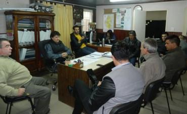 Funcionarios de Santa Elena visitaron Federal para conocer el tratamiento de residuos local