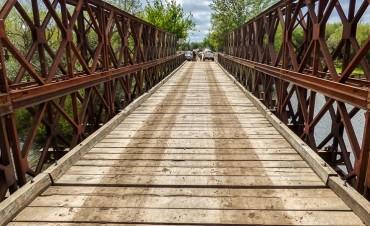Se reemplazarán los puentes Bailey en toda la provincia