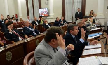 Senado: Con apoyo de Cambiemos, Bordet logró la aprobación del ajuste sobre el gasto público