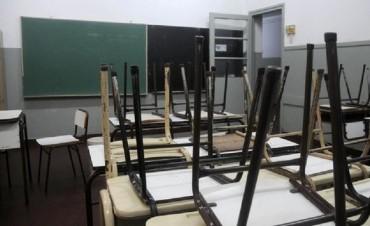 Los docentes de todo el país paran este martes contra la brutal represión