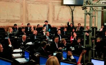 El Senado aprobó la ley de excarcelaciones con reformas y volvió a Diputados