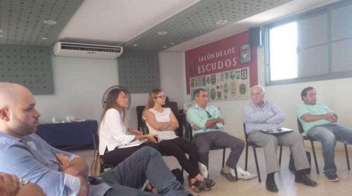 EL MUNICIPIO PARTICIPÓ DEL PLAN ESTRATÉGICO PRODUCTIVO PROVINCIAL