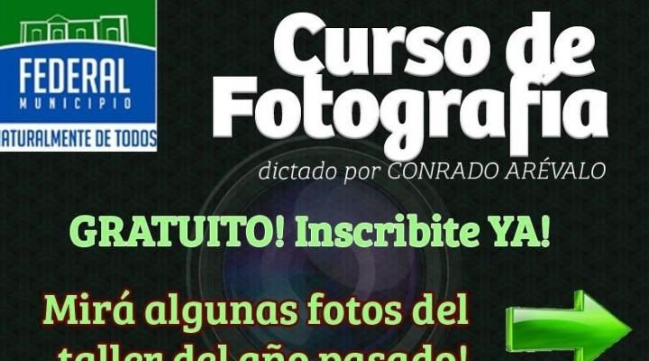 Curo de fotografía