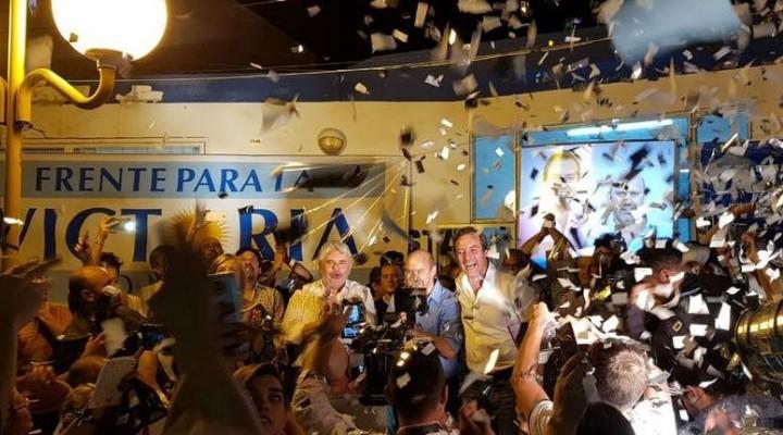El FpV se impuso en las elecciones a intendente en Villa Regina