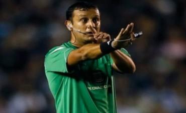 Darío Herrera dirigirá el Superclásico por la Revancha de la Copa Libertadores