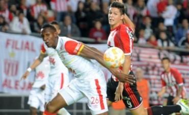 Con ventaja mínima y un gol en contra, Estudiantes va por el boleto a Cuartos en Colombia