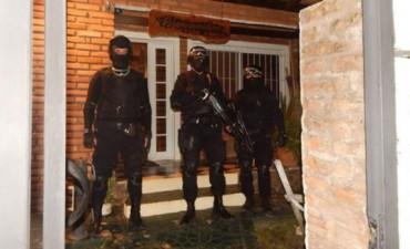 Cae banda de narcos integrada por policías, gendarmes y civiles