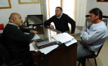 Autoridades de San Justo se interiorizaron en la gestión integral de residuos del Municipio