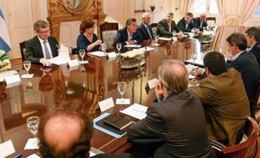 El gabinete nacional suma tensiones internas