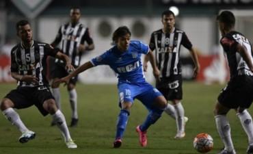 Racing se despidió de la Copa Libertadores en su visita a Atlético Mineiro