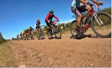 Se corre en Federal una nueva fecha del Ciclismo entrerriano de Montaña