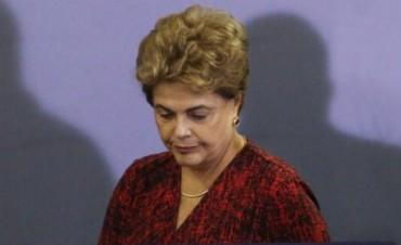 Brasil: aprobaron la suspension de Dilma Roussef