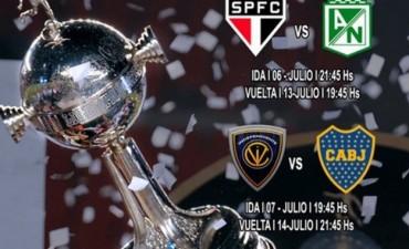 Las Semifinales de la Libertadores ya tiene días y horarios confirmados