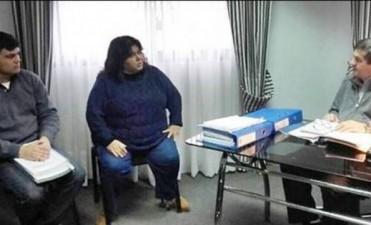 Casañas y la senadora Miranda dialogaron sobre proyectos para el Departamento Federal