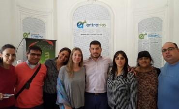 """El Municipio de Federal participo de un encuentro de trabajo entre turismo de la provincia y la microregion """"Raices de Ñandubay"""""""