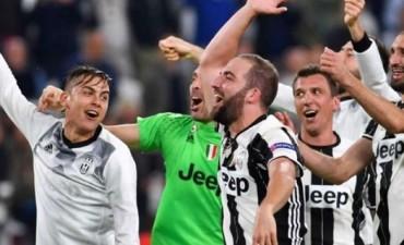 Juventus también se llevó la vuelta y ya es finalista de la Champions