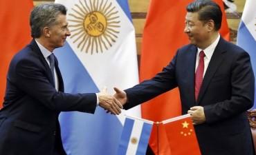 En China, Mauricio Macri firmó acuerdos por USD 15.000 millones con su par Xi Jinping