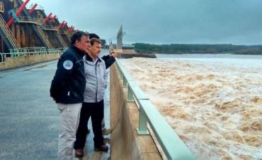Concordia: Por la crecida del río Uruguay ascienden a 40 las familias evacuadas