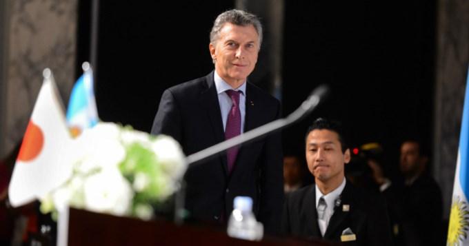 Comenzó la visita de Macri a Japón