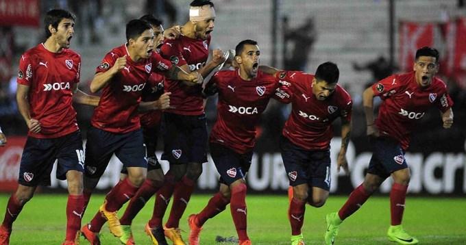 Independiente sólo pudo ganarle a Camioneros por penales