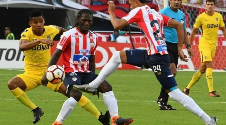 Boca empató con Junior en Barranquilla y definirá la clasificación en la última fecha