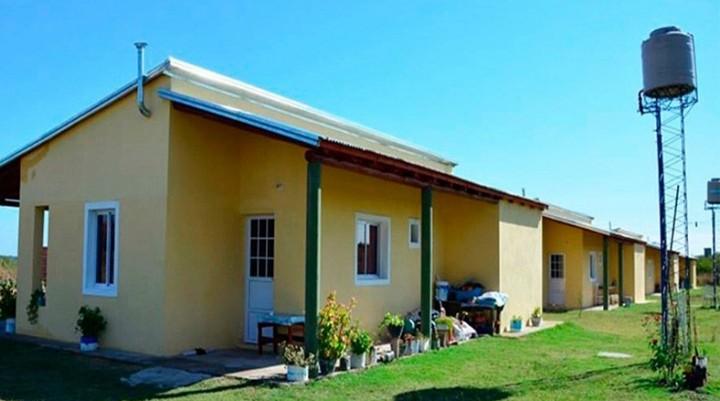 Avanza la construcción de más de 3.000 viviendas en toda la provincia