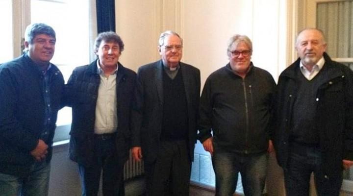 La Iglesia sumó su rechazo al acuerdo con el FMI y respaldó la marcha opositora del 21F al Obelisco
