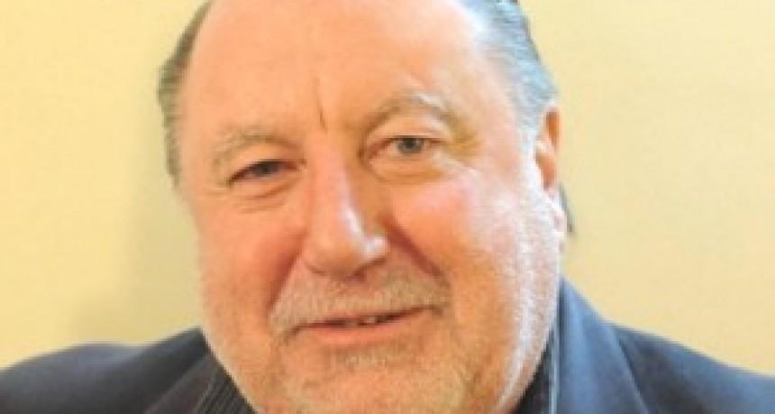 JORGE BUSTI SE REUNIO CON GERARDO CHAPINO EN FEDERAL